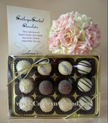 Handmade Truffles Personalised Selection Pick-Your-Own